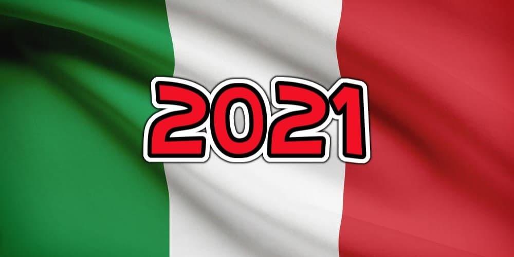 Шкільні канікули в Італії 2021