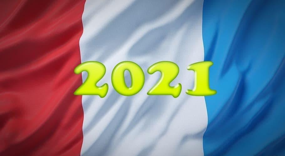 france flag 2021