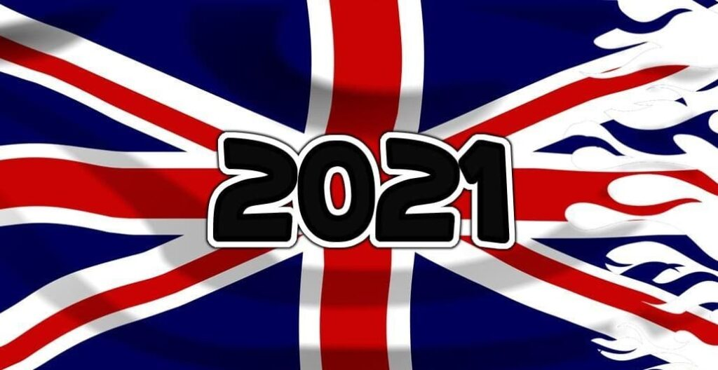 school holidays in England 2021
